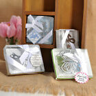 Silver Lovely Snowflake Creative Exquisite Alloy Bookmark W Ribbon Box Gift