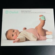 New listing Brand New Owlet Smart Sock 3rd Generation Baby Monitor Heart Rate Oxygen Level