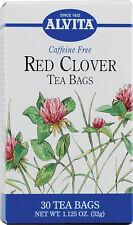 Red Clover Tea, Alvita, 24 tea bag Organic
