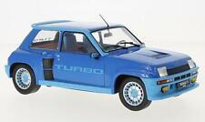 Renault 5 turbo 1, metallic-azul, 1:18, Ixo