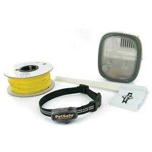 PetSafe Little Dog Deluxe In-Ground Fence System Radio Receiver Collar Training