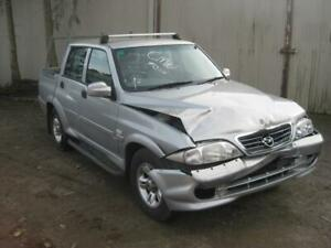 SSANGYONG MUSSO RIGHT DOOR MIRROR UTE KPAWA1ED 2004-2006, 164089 KMS