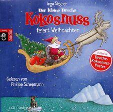 CD * DER KLEINE DRACHE KOKOSNUSS FEIERT WEIHNACHTEN  # NEU OVP  &