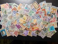 Quality Packet of 100 Different Vintage Cyprus Used Stamps~Collection~C3~UK