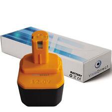 Batterie 12V 3300mAh pour Ryobi TDS4000 - Société Française -
