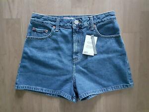 Jeansshorts von ASOS, High Waist, Größe 38, Damen