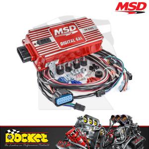 MSD Digital 6AL Ignition Control w/ Soft Touch Rev Control - MSD6425
