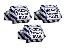 6 Squares - Reckitt's Crown Blue