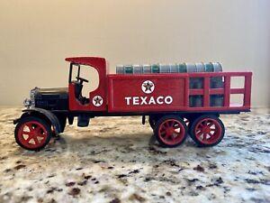 ERTL Texaco 1925 Kenworth Stake Truck Bank 1992 #9 1:30