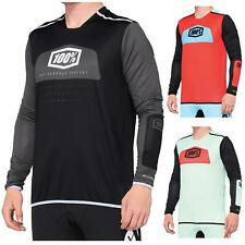100% Herren Jersey R-Core X DH Mountainbike Downhill Motocross MX MTB FR Trikot