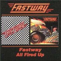 FASTWAY - FASTWAY/ALL FIRED UP  CD NEU