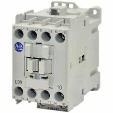 100-C09Z*10-A Allen Bradley 32A 24VDC 50/60Hz IEC Contactor 100C09Z10 -SA