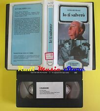 film VHS IO TI SALVERO' alfred hitchcock I FILMISSIMI IN VIDEO (F43) no dvd