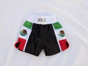 Mexico Flag Baby Trunks Chavez
