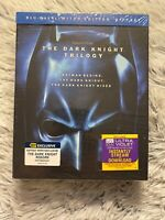 The Dark Knight Trilogy box set (Blu-ray Disc, 2012) Best Buy Exclusive