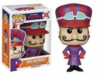 Hanna-Barbera Funko POP! TV Dick Dastardly Vinyl Figure #38