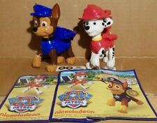 Maxi Kinder 2019, Paw Patrol, compl. set with all Bpz, END29 - END30