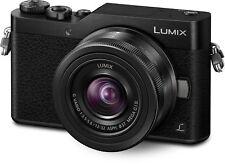 Panasonic LUMIX GX850 4K 16MP Mirrorless Camera with 12-32mm Mega OIS Lens,Black