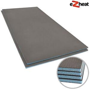 Tile Backer Board 10mm Insulation Cement Coated Underfloor Heating Bath Wetroom