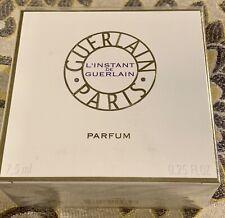 GUERLAIN L'Instant De Guerlain Extract Parfum  7.5ml 0.25oz NIB 100% Authentic