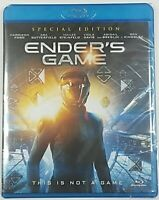 Ender's Game (Blu-ray - Special Edition - Nuovo)