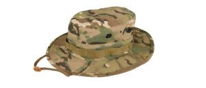 Genuine Issue Boonie Hat OCP Scorpion 50% Ripstop Cotton/ 50% Nylon Made in USA
