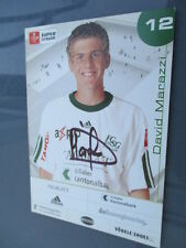 70381 David Marazzi FC St Gallen original signierte Autogrammkarte
