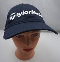 TaylorMade Bandon Trails Hat Blue Adjustable Baseball Cap Pre-Owned ST187