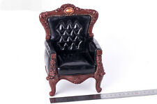 "1/6 Single Sofa European Style Furniture Toy Model Action Figure For 12"" Doll"