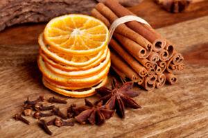Cinnamon and Orange Fragrance Oil SKU #77