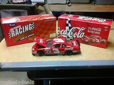 1998 DALE EARNHARDT #3 COCA-COLA DIECAST CAR BANK ACTION RACING COLLECTIBLES