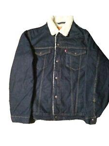 Levi's Men's Size Big & Tall Sherpa Trucker Jacket - Choose Size 2XLT OR LT