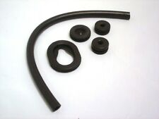 1933 1934 Ford Car Rubber Firewall Grommet Kit 5 Pieces