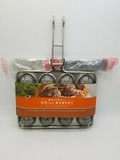 Williams-Sonoma Meatball Grill Basket NEW