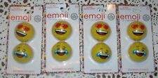 Emoji Lip Balm Party Favors  4 - double packs