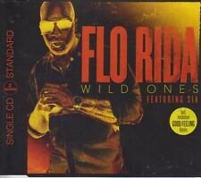 Flo Rida feat. Sia Wild Ones + Good Feeling Rmx 2 track cd single 2011