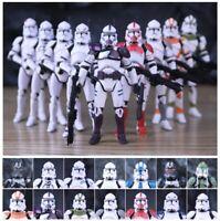 Star Wars Action Figure 3.75 inch 3Pcs Clone Trooper set  501st Legion Battalion