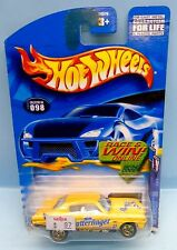 2877 HOT WHEELS CARTE US / COLLECTOR 098 2000 / CHEVELLE SS 1970 1/64
