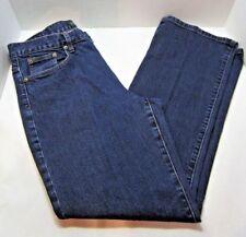LRL Lauren Jeans Co. Ralph Lauren Petite 12P Dark Wash