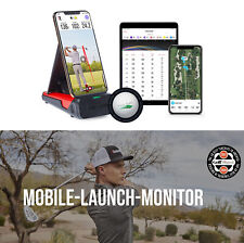 Rapsodo MLM Mobile Launch Monitor - mit Doppler Radar - UVP €649,95