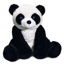 PELUCHE Animale di Peluche Orsacchiotto Panda 30 cm seduti grandi