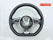 Audi A3 S3 A4 A5 A6 TT TTS S Ligne fond plat Multifonction Volant