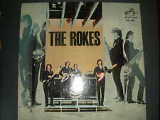 """IMPORT Latin LP The Rokes """"Self Titled"""" RCA Victor VG+"""