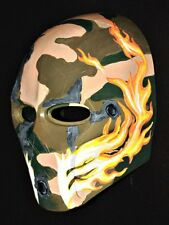 ARMY of TWO PAINTBALL AIRSOFT BB GUN GOGGLES COSTUME COSPLAY  MASK flame MA73