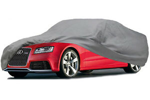 3 LAYER CAR COVER for Rolls Royce SILVER DAWN Waterproof