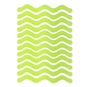 Non-Slip Adhesive Strip Bathtub Stickers for Slippery Bathroom Tub Floor Stair