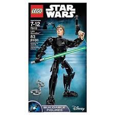 RETIRED *LEGO Star Wars Luke Skywalker 2015 (75110)