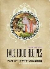 """Bento Box How-to Guide """"Face Food Recipes"""" Christopher Salyers-Hardcover"""