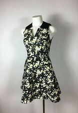 KENZO PARIS -  Fit and Flare sleeveless Cocktail Dress - Size 36