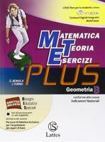 Matematica teoria esercizi Plus + DVD, e-book espansione online Vol 2 GEOMETRIA